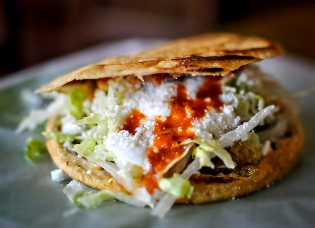 Gordita de Chicharron ~ | Flickr - Photo Sharing!