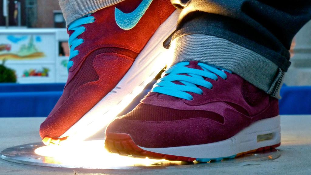 Nike x Parra x Patta Air Max 1