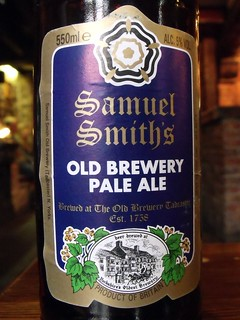 Samuel Smith's, Old Brewery Pale Ale, England