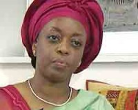 Federal Republic of Nigeria Minister of Petroleum Diezani Alison-Madueke. The large oil producer and exporter says that there will be a decline in petroleum production during the month of November. by Pan-African News Wire File Photos