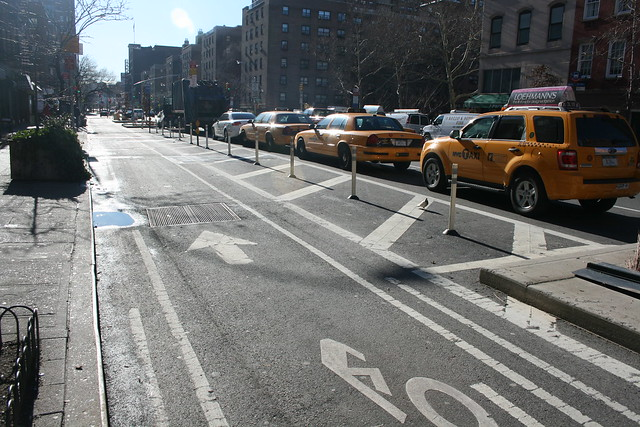9th Avenue Bike Line