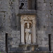 Small photo of St Blaise over Piles Gate