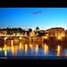Ponte Vittorio Emanuele II, Rome by Christopher Chan