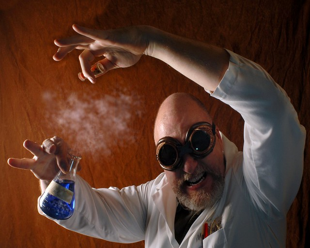 FGR/TRP: Mad Science