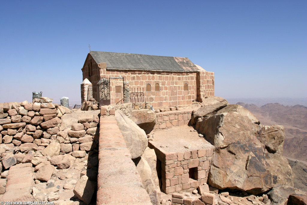 EG04 9335 Greek Orthodox Church, Mt. Sinai