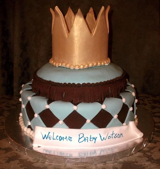 Baby Showers Bexley ~ Pin crown crystal wedding cake chandelier sheris designs