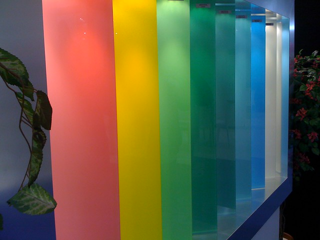 Vidrios laminados con colores opacos flickr photo for Cristaleria benissa