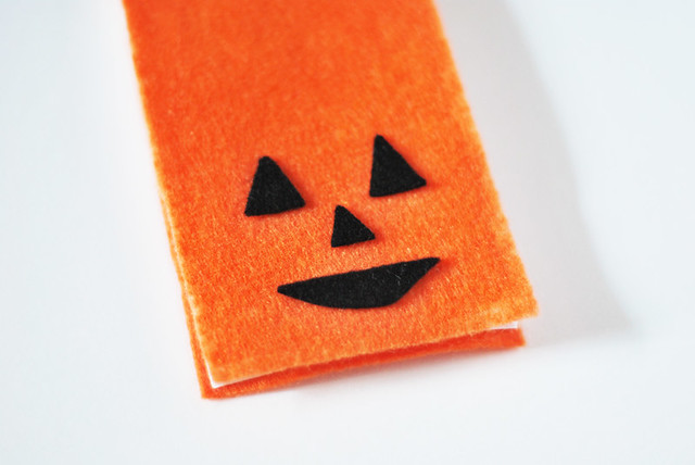 pumpkin notepad