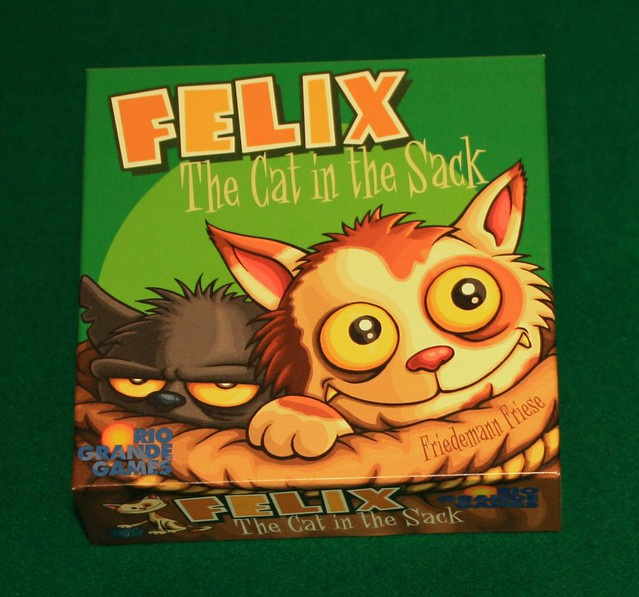 Felix, The Car in the Sack - Scatola