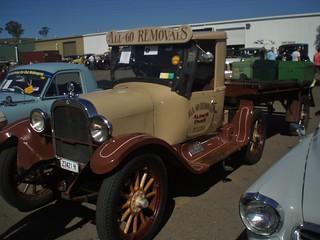 1922 Dodge Brothers semi trailer