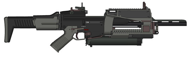 KP Voltforce CFAR-266 Carbine