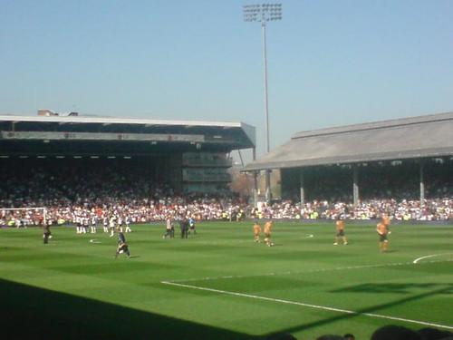 Fulham v Wolves
