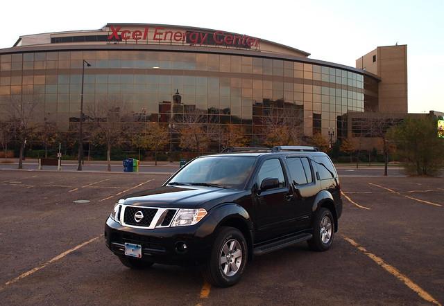 2011 Nissan Pathfinder 1
