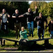 Jumping for Joy- Shropshire Community by Martin David Photography