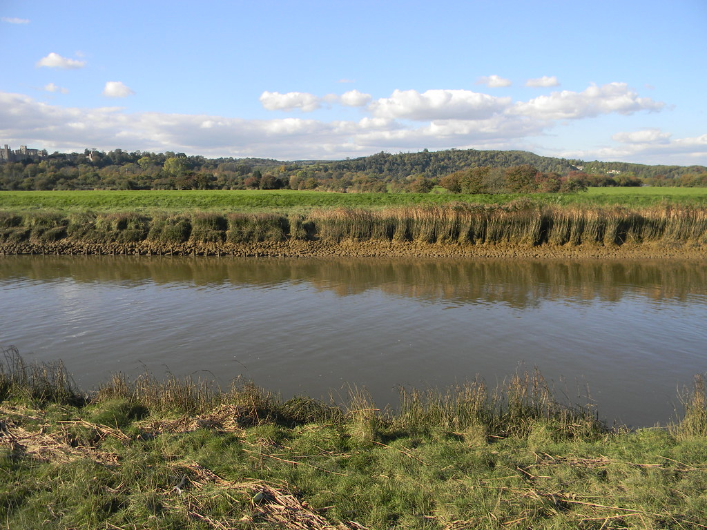 The Arun Amberley to Arundel
