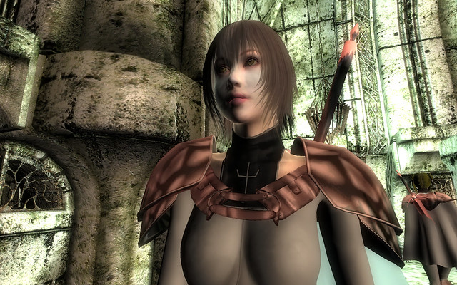 Claire Armor 02