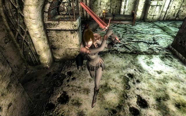 Claire Armor 08