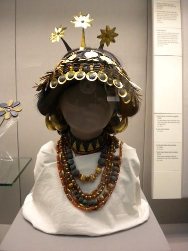 Replica Headdress & Jewellery