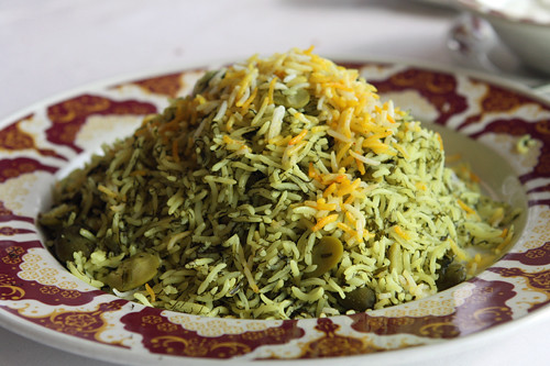 herbed persian rice | Flickr - Photo Sharing!