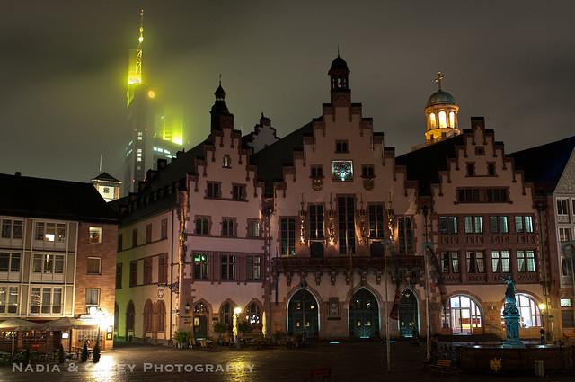 Frankfurt's Römerberg