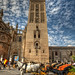 Giralda, Cathedral of Seville – Catedral de Sevilla, Spain HDR