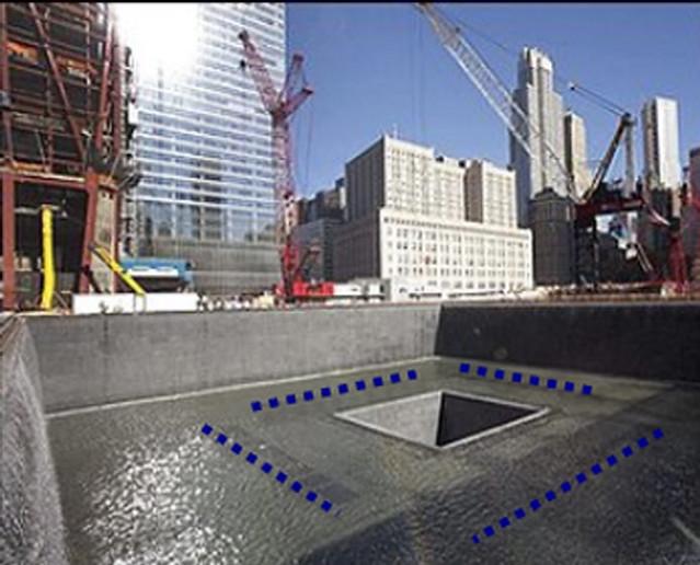 New york world trade center memorial transit hub for Pool trade show new york