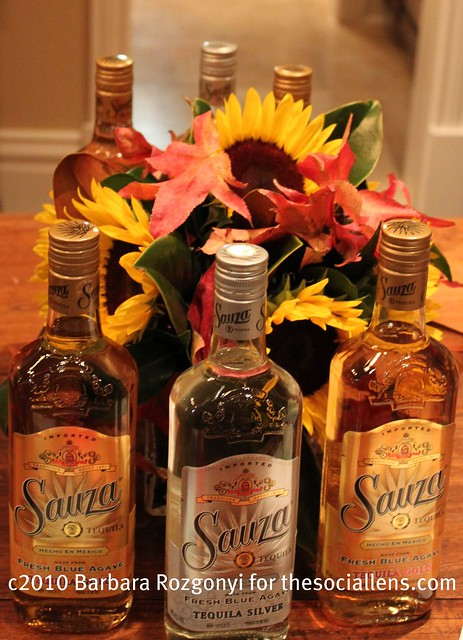 Chicago Ladies Night In with Chef Marcela and Sauza Tequila