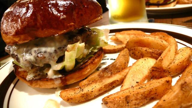 20101029_日本東北玩第一天_025 原宿 The Great Burger (ザ グレートバーガー)