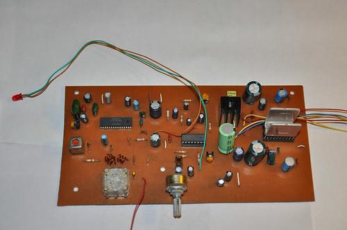 Homemade High Quality Stereo FM Radio Receiver