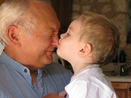 je t'adore mon gran.dad