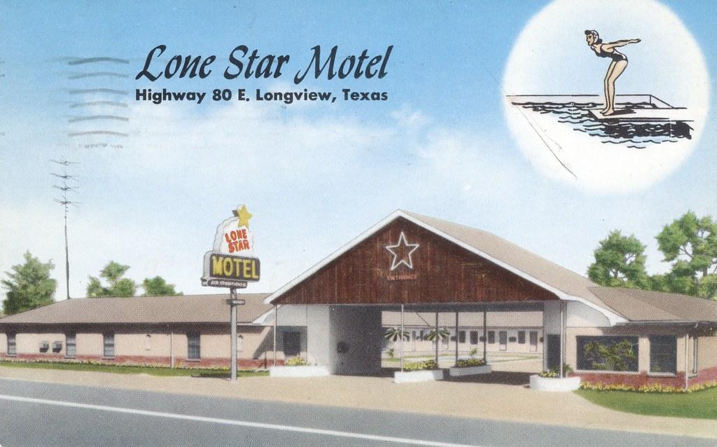 Lone Star Motel Longview Texas 1915 E Marshall Ave