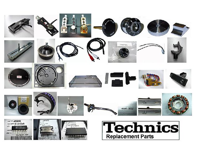 Technics 1200 Replacement Parts Flickr Photo Sharing
