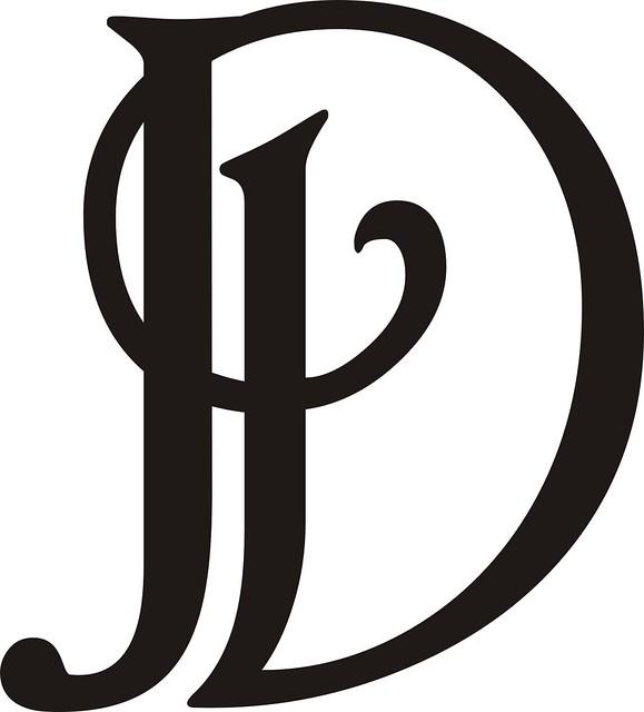 jd monogram flickr photo sharing. Black Bedroom Furniture Sets. Home Design Ideas