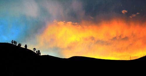sunset peru atardecer cusco qosqo mywinners