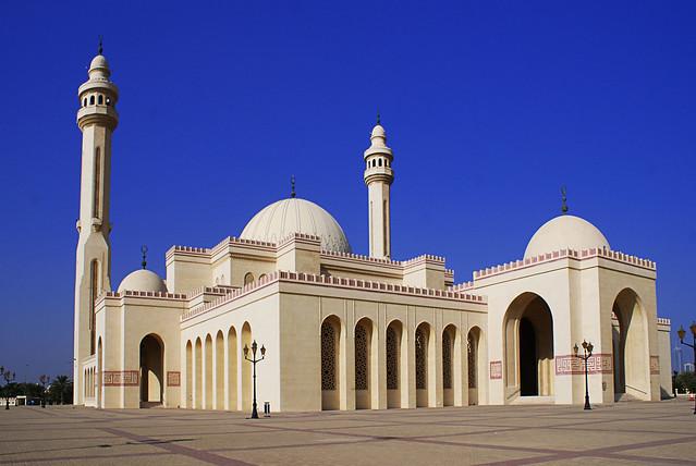 Header of Al Fateh Grand Mosque
