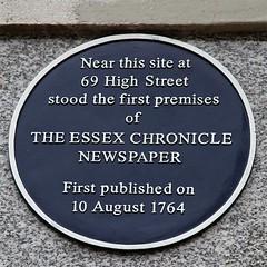 Photo of Blue plaque № 3496