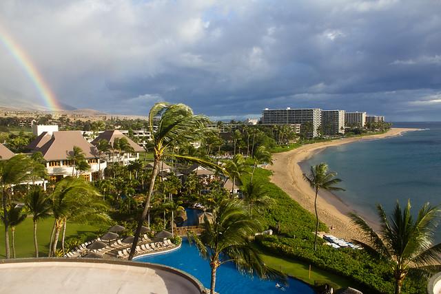 Hawaii Maui Kaanapali Beach Hotel