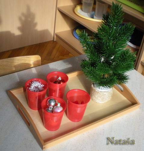 Decorate Christmas Tree Worksheet : Activity of the week montessori inspired decorating