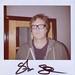 Steve Agee by Portroids Polaroid Portraits