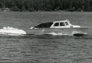 PV 29 vesillä vuonna 1970