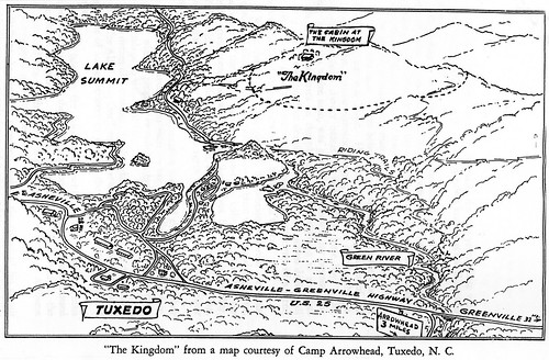 Happy Land Map - Patton