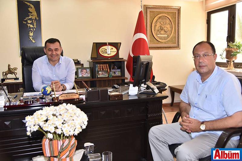 Adem Murat Yücel, Burhan Sili