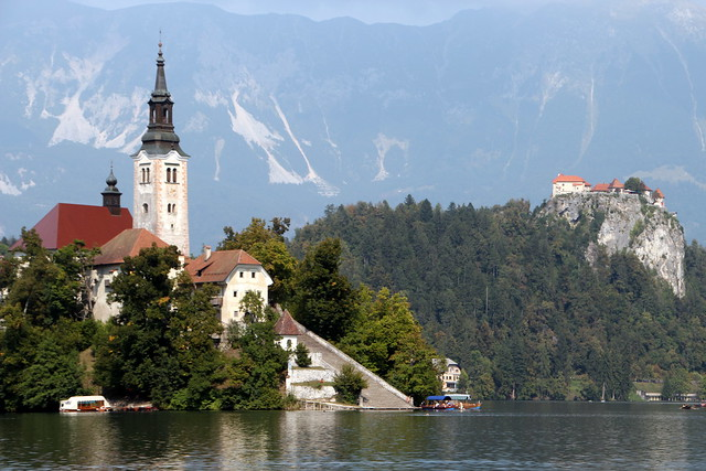 The Beauty Of Lake Bled