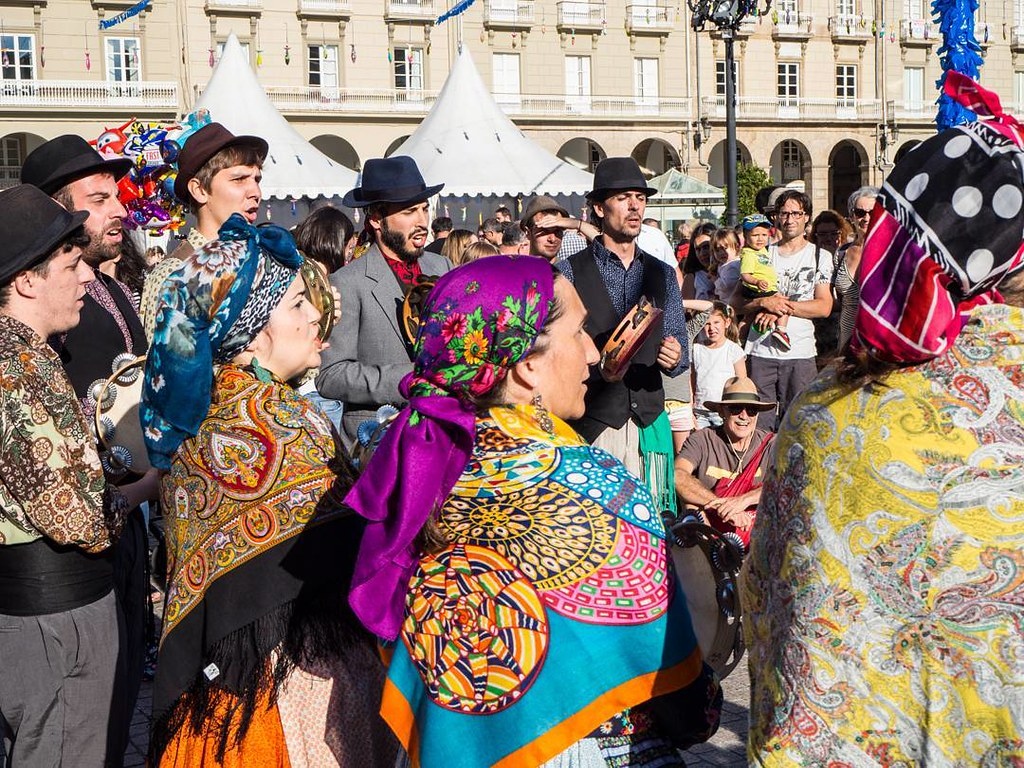 Música en colores. #Coruña #sanjuan #sanxoan2017 #photography #olympusomd10markii #music #colours