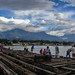 Panorama - View from the pier in La Ceiba
