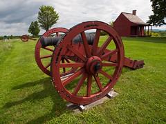 Saratoga Battlefield