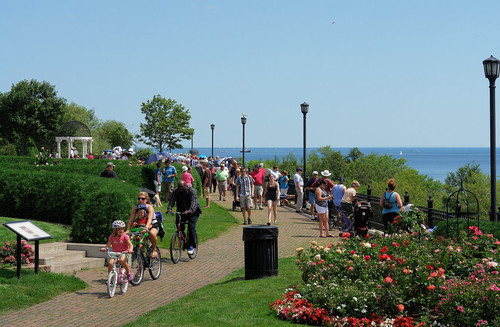 Rose Garden Tall Ships Festival