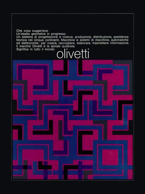 Olivetti Advertising