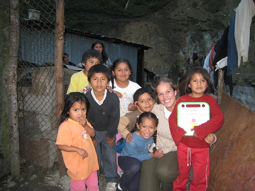 One laptop per child in Peru