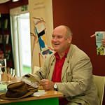 Louis de Bernieres | Louis de Bernieres at Edinburgh International Book Festival 2010
